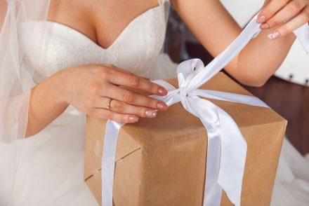 petites attentions pour faire plaisir à la future mariée